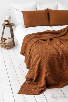 Il color cannella in autunno, da magiclinen.com