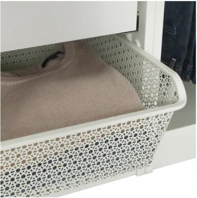 Cestello porta abiti in metallo cestello Komplementar Ikea