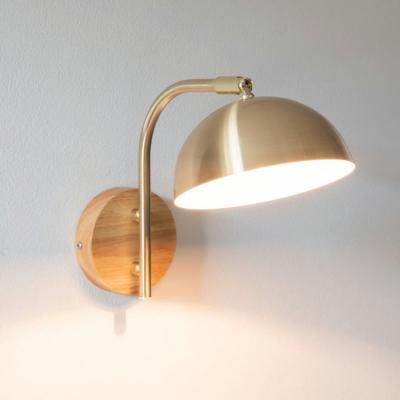 Applique in metallo dorato Blake - Foto by Maisons du Monde