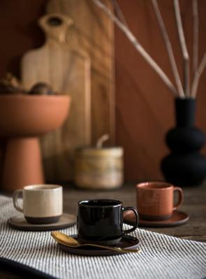 Tazze con piattini Jean - Foto by Maisons du Monde