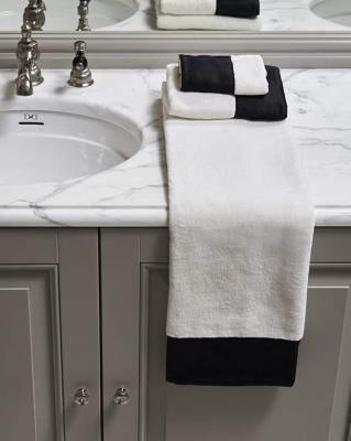 Set asciugamani in stile eclettico - Foto by Devon&Devon