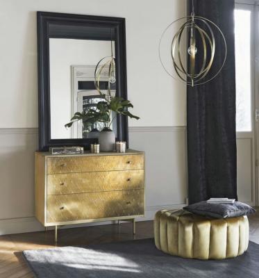 Comò Goldy, stile eclettico - Foto by Maisons du Monde
