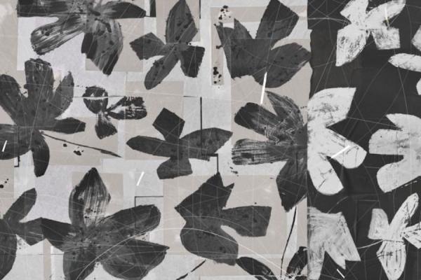 Carta da parati Magnolias glx92b - Foto by Glamora