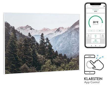 Pannello radiante a infrarossi Wonderwall Air Art Smart di Klarstein