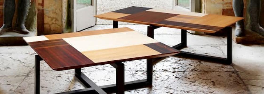 Mobili in ebano - Morelato - Tavolino basso