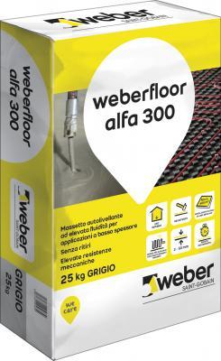Autolivellante 3d wfloor alfa300