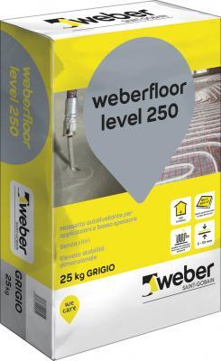Autolivellante 3d wfloor level 250