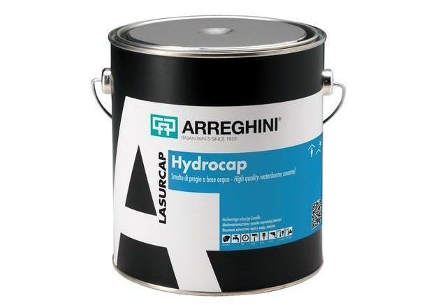 Smalto all'acqua per legno Hydrocap di Arreghini
