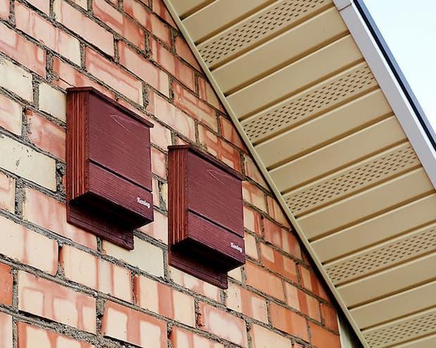 Installare batbox sotto i cornicioni dei palazzi, batbox su Amazon