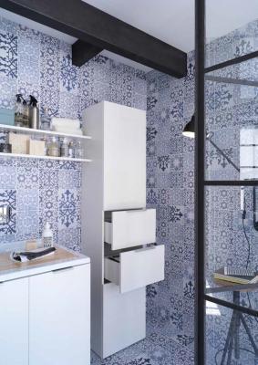 Lavanderia in casa in piccoli spazi, IDEAGROUP