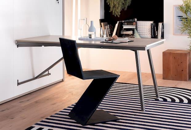 Piccolo ufficio in casa per lo smart working, Clever, linea IM20-04