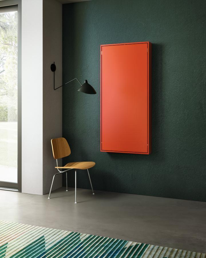 Soluzione per piccolo ufficio in casa per lo smart working, Clei, linea Wally