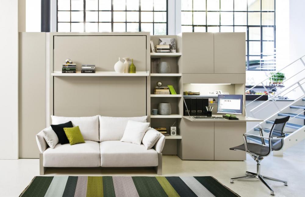 Piccolo ufficio in casa per lo smart working, soluzioni Clei