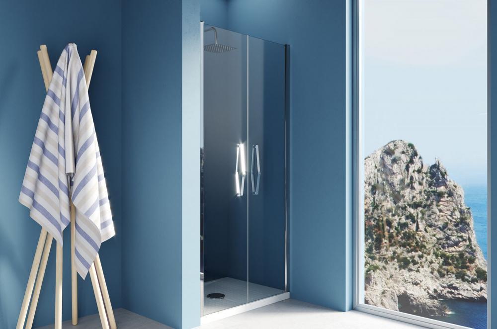 Ristrutturare il bagno con Remail doccia modello Aruba