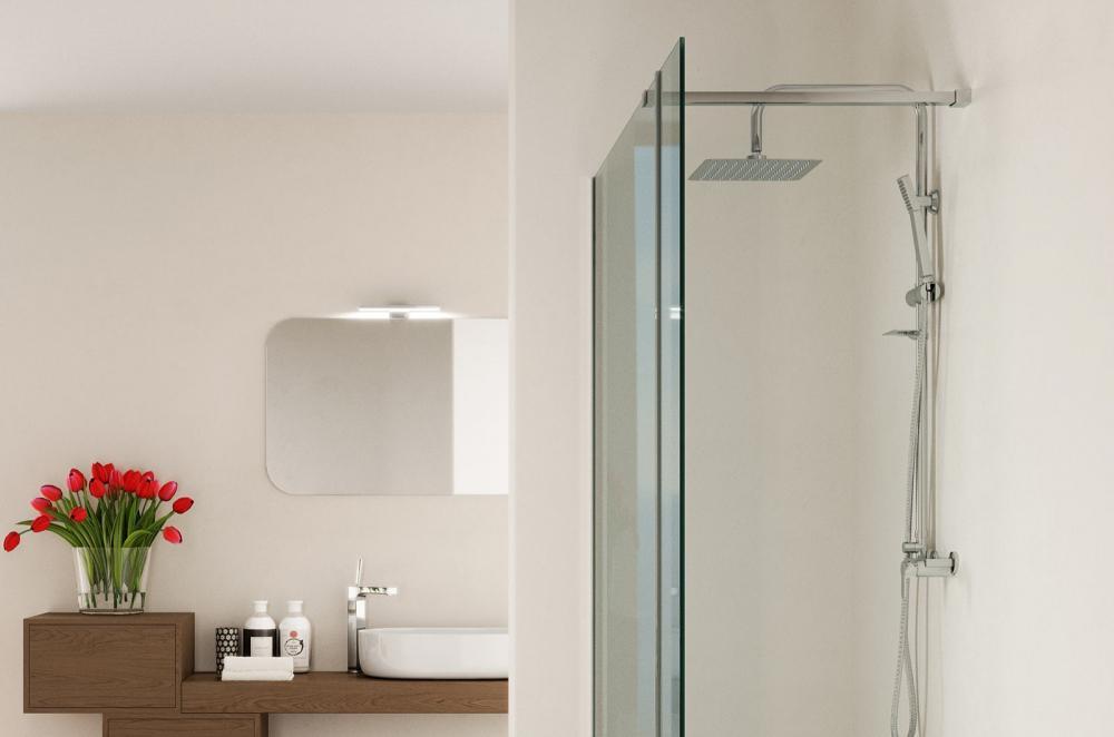 Modello doccia Vela