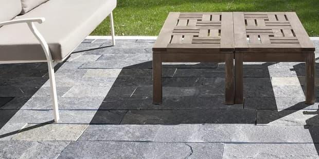 Pietra naturale pavimento Caravaggio Maspe