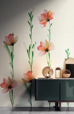 Wonderwall Fleur di Cotto d'Este ha effetti scenografici