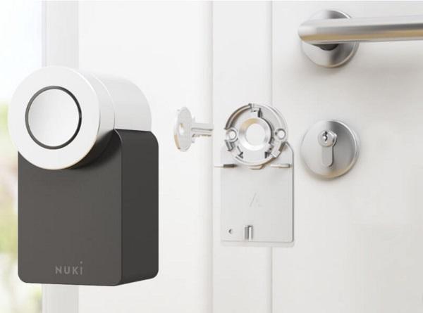 Installazione Nuki smart lock