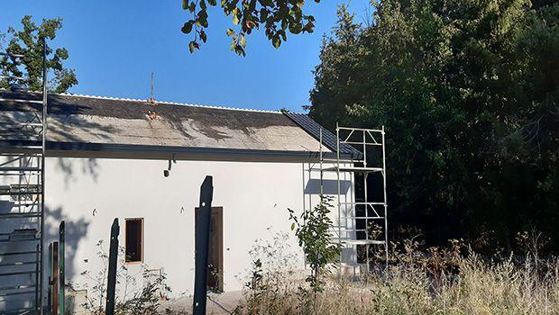 Realizzare una nuova copertura dopo la bonifica del tetto in amianto