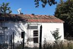 Rimozione pannelli amianto dal tetto tramite ditta specializzata