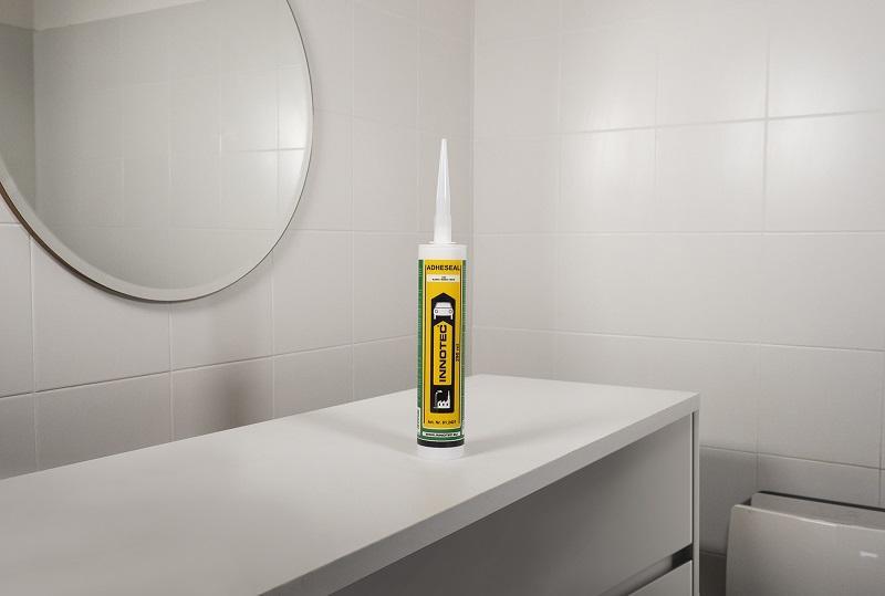 Il sigillante è utile negli ambienti umidi della casa