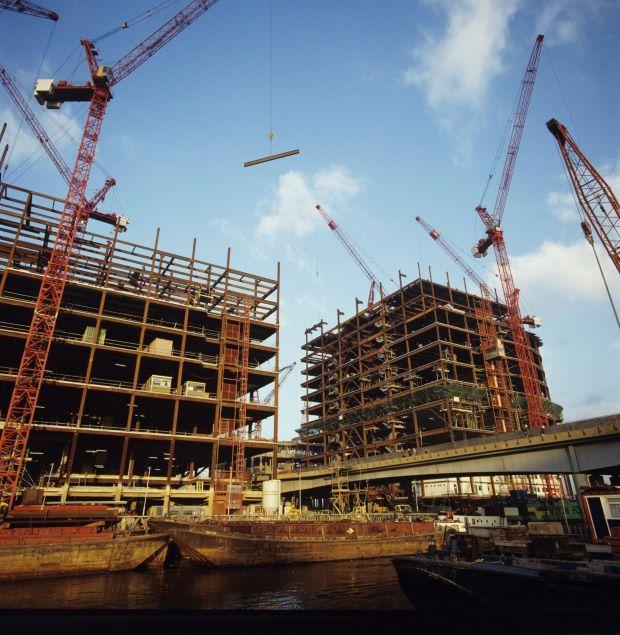 Vendita edifici in costruzione