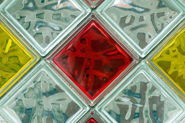 Mosaico vetroso