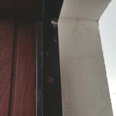 Viti di fissaggio telaio porta blindata