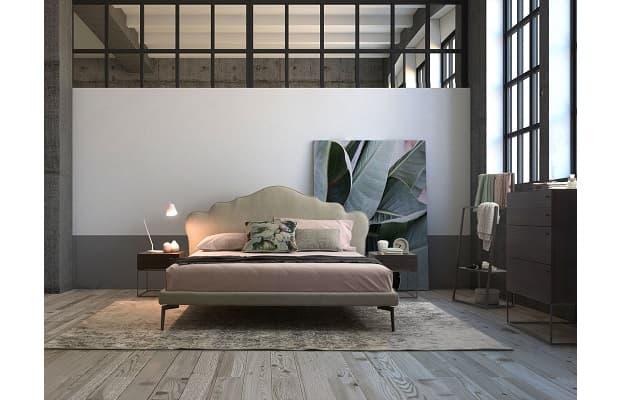 Camera letto shabby Belle di Diotti ambiente