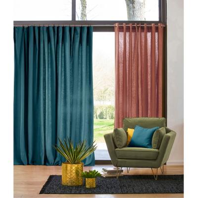 Tenda lino e viscosa con laccetti Odorie di La Redoute Interieurs