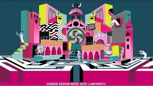 Varese Design Week 2020, edizione phygital in presenza e sul web
