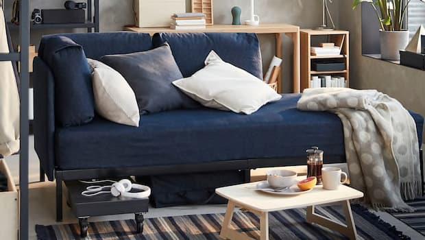 Divano letto Ikea RÅVAROR - Foto by Ikea