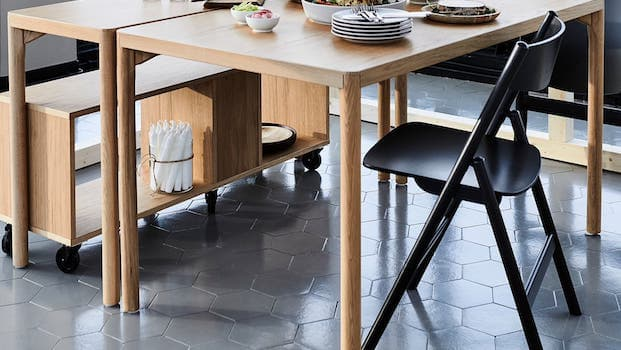 Sedia pieghevole Ikea RÅVAROR - Foto by Ikea