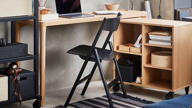Consolle Ikea RÅVAROR - Foto by Ikea