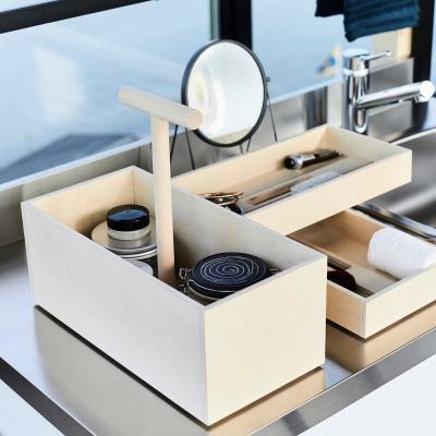 Contenitore per stoviglie a tre scomparti RÅVAROR - Foto by Ikea