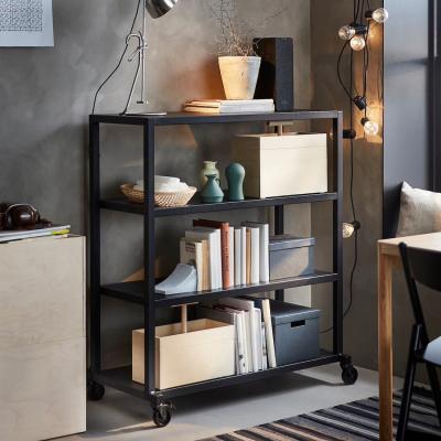 Scaffale con rotelle RÅVAROR - Foto by Ikea