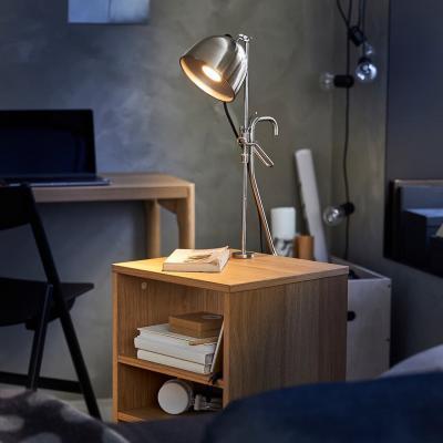 Lampada da tavolo con morsetto RÅVAROR - Foto by Ikea