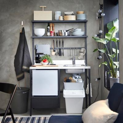Mini cucina RÅVAROR - Foto by Ikea