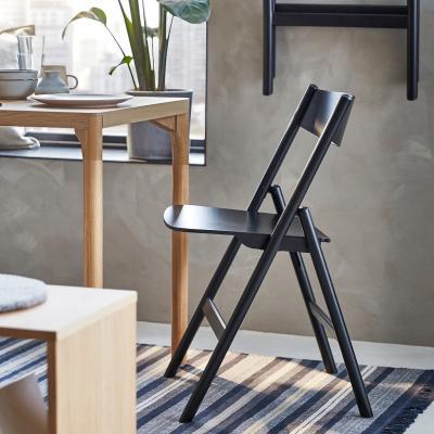 Sedia pieghevole RÅVAROR - Foto by Ikea