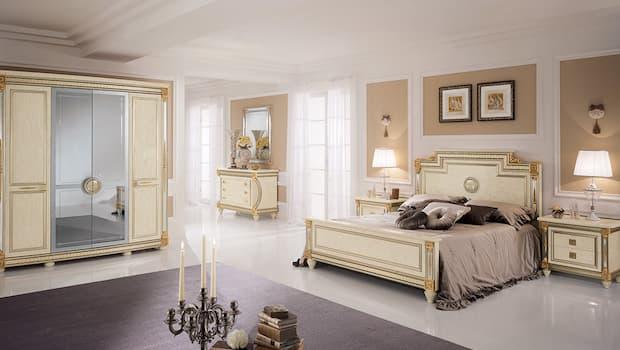 Camera da letto Liberty - Foto by Arredoclassic
