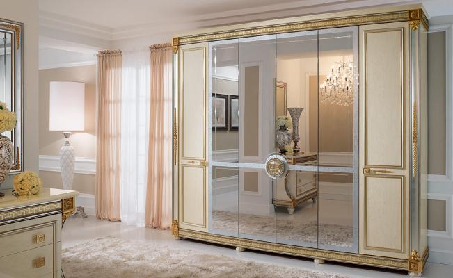 Camera da letto  in stile Jugendstil - Foto by Arredoclassic