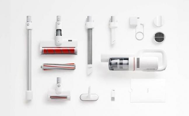 Aspirapolvere Xiaomi Roidmi accessori
