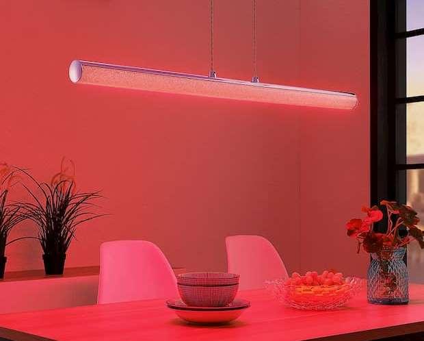 Lampada cambia colore, lampade.it, modello Fria