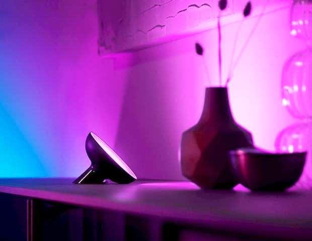 Lampada cambia colore, Philips, Bloom