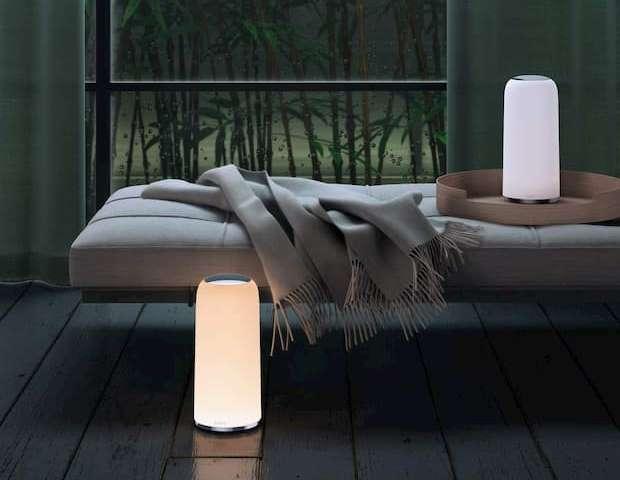 Lampada colorata, Amazon, Aukey