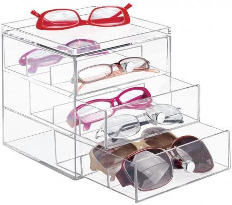 Scatola porta occhiali di mDesign  su Amazon