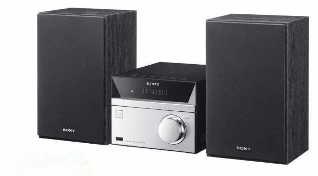 Una soluzione economica ma di qualità: Sony CMT-SBT20B Sistema Hi-Fi