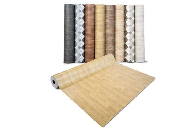 Rivestimenti per scale e pavimenti adesivi in PVC
