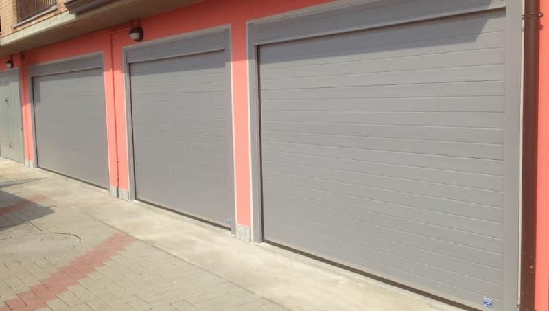 Portone garage di Sistema Facile