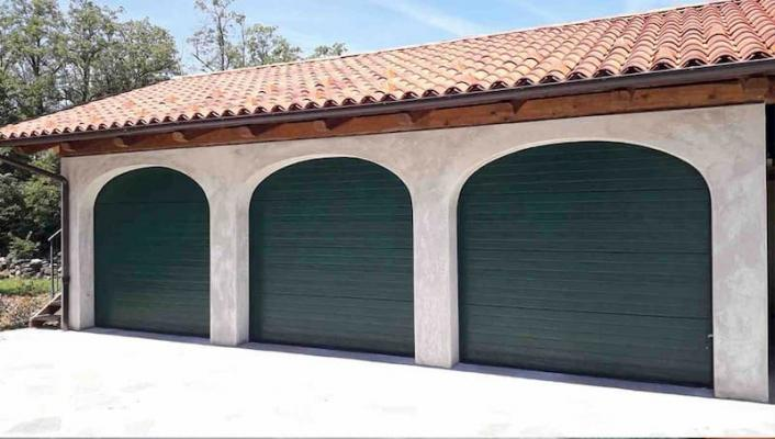 Portoni per garage Sistema Facile